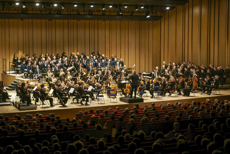 L'orchestre national de Bretagne au Couvent des Jacobins