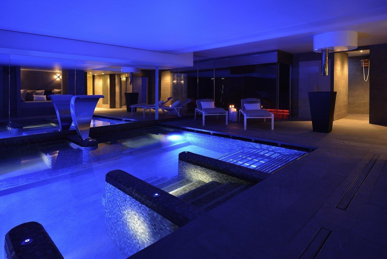 Le spa Nuxe de l'Hôtel Balthazar à Rennes