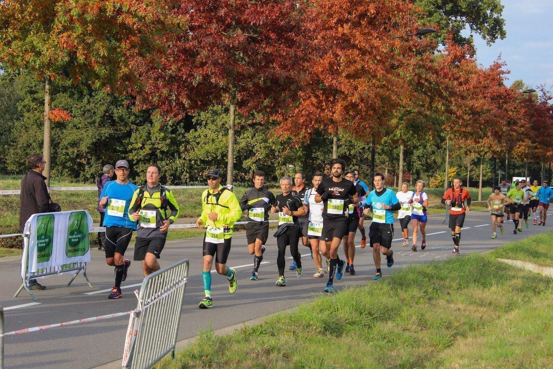 Le marathon vert à Rennes