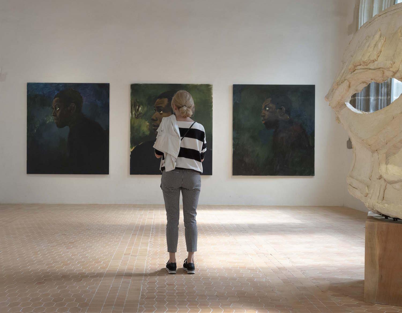 art contemporain en Bretagne