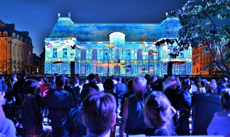 The Parliament Illuminations