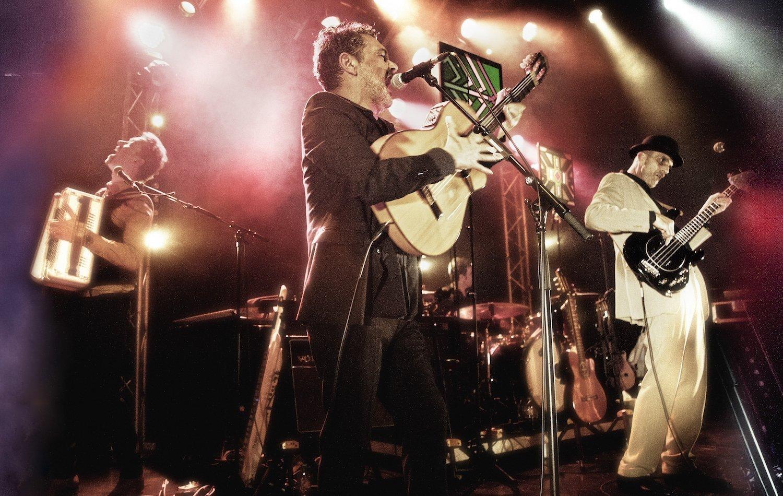 Les negresses vertes au festival Grand soufflet à Rennes