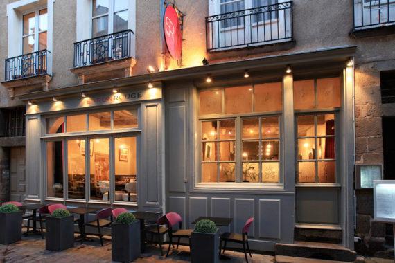 Baron Rouge - Restaurant Rennes