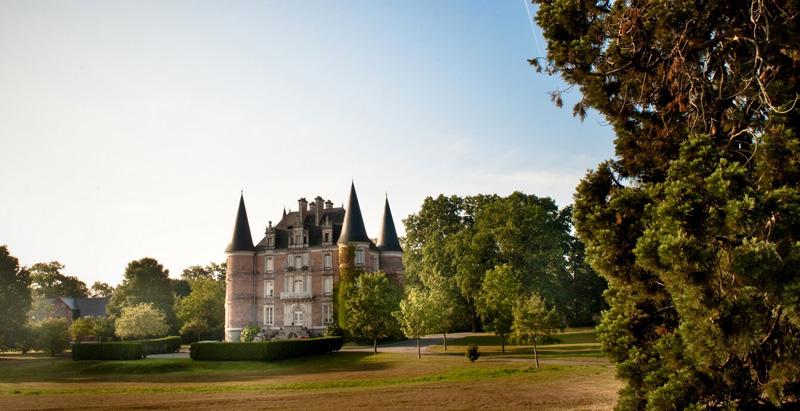 Les Tourelles Château d'Apigné
