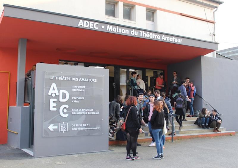 Adec Maison Du Theatre Amateur Tourist Office