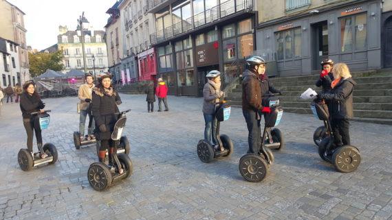 Balade Segway Rennes
