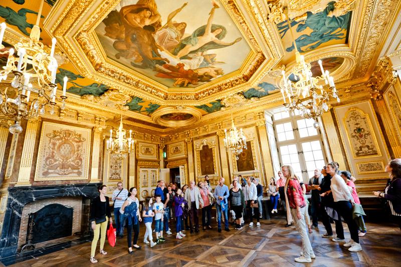 Visite du Parlement de Bretagne