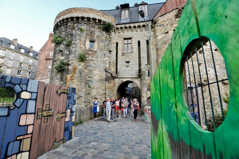 Visite Guidée -Street Art à Rennes