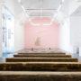 Yann Sérandour, Pièces pour clavecin, La Criée centre d'art contemporain, Rennes, 2017  – photos : Benoît Mauras