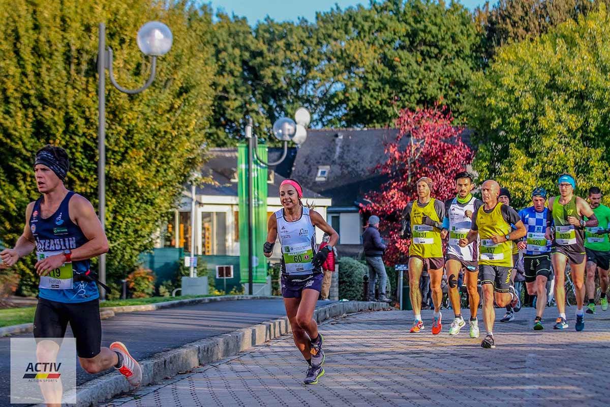 Marathon vert- Bretagne