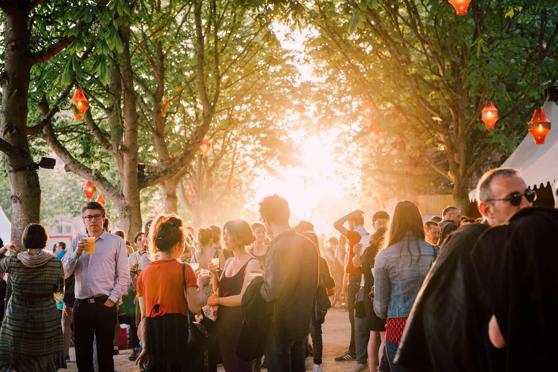 Au Festival Mythos de Rennes