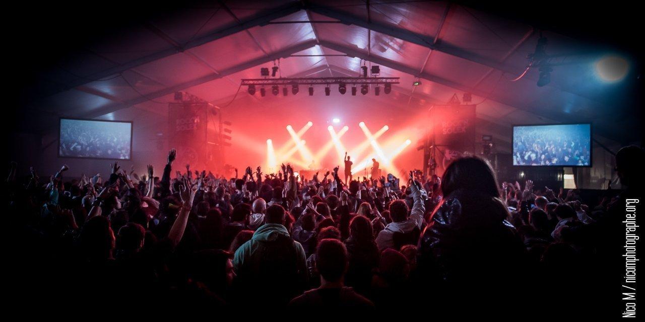 Concert - Rock'n Solex