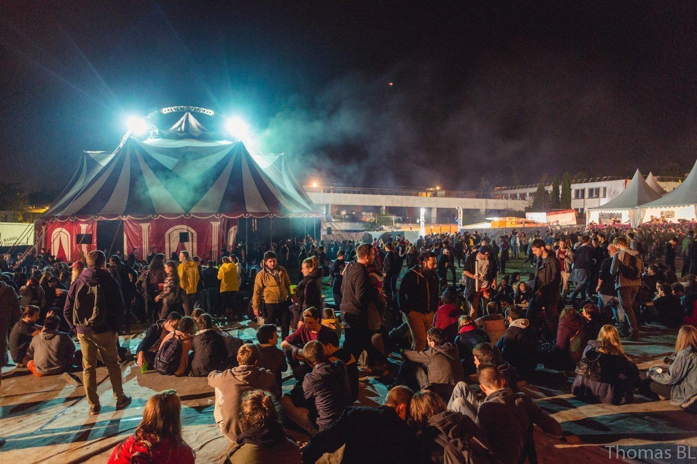 Rock'n Solex, le plus ancien festival étudiant de France