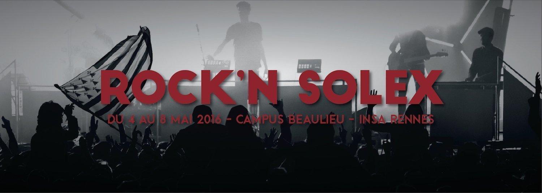 Rock'n Solex 2016
