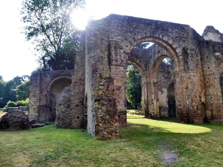 Notre-Dame du Nid-au-Merle Abbey