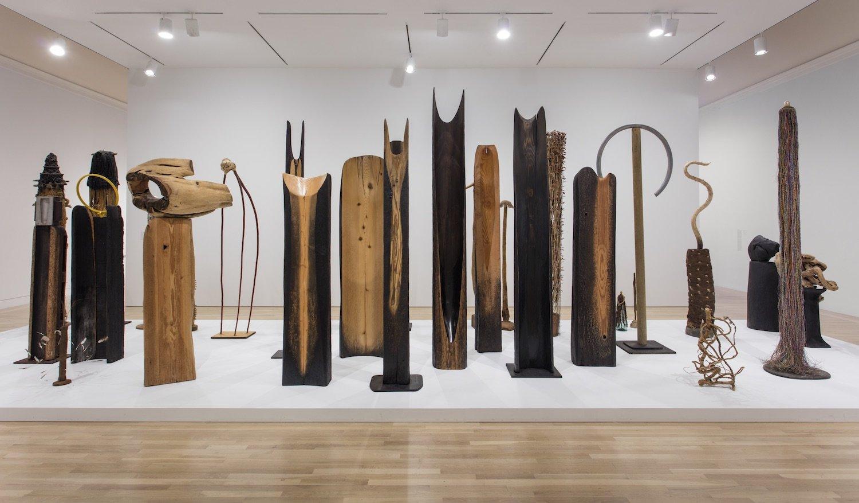 Kenzi Shiokava, Installation view