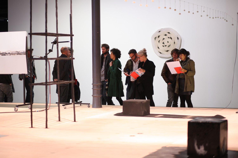 Vernissage Biennale 2016 à Rennes