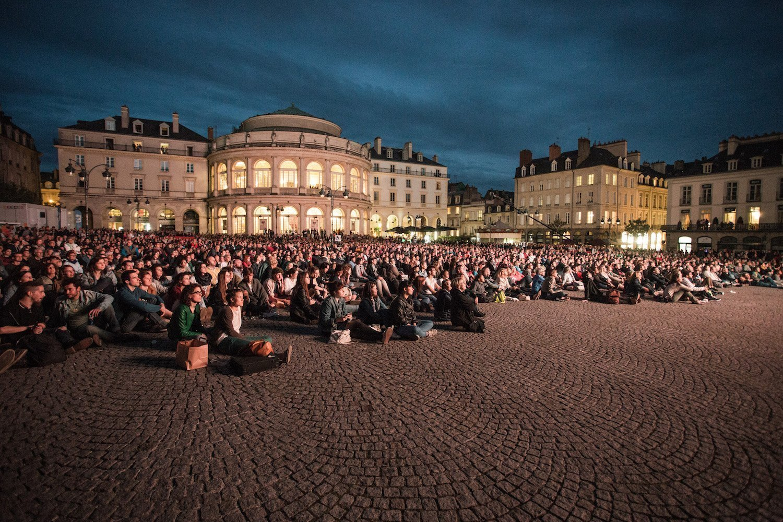 Carmen, opéra en plein air à Rennes