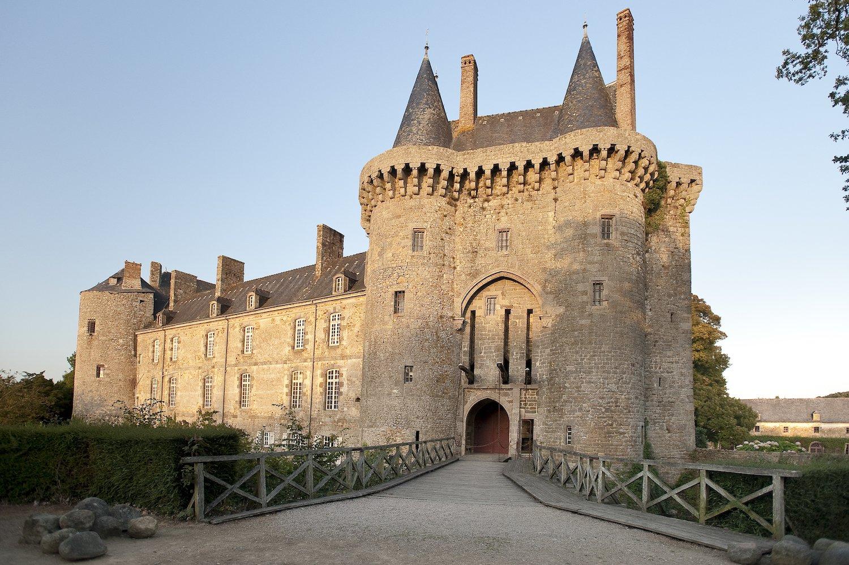 Le château de Montmuran aux Iffs