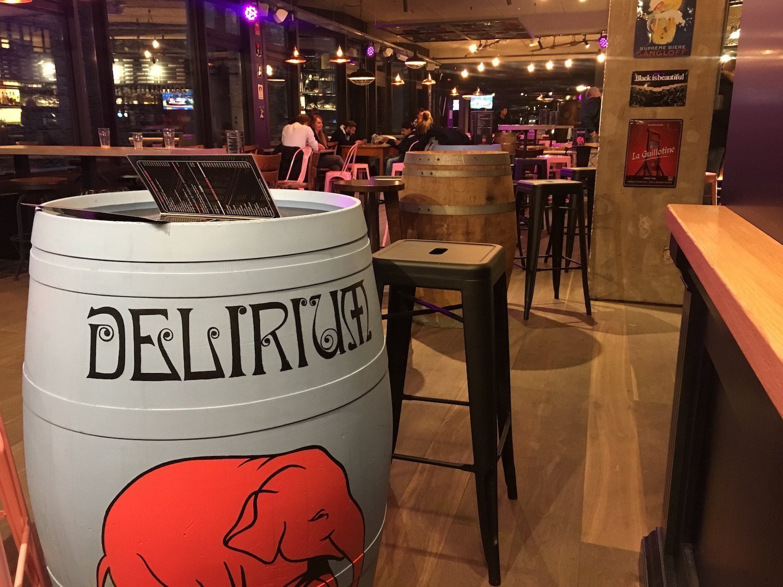 Délirium Café à Rennes