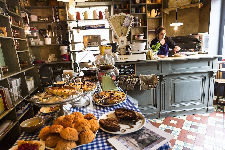 L'épicerie, bistrot à tartines à Rennes