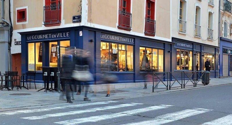 Restaurant Gourmet en ville à Rennes