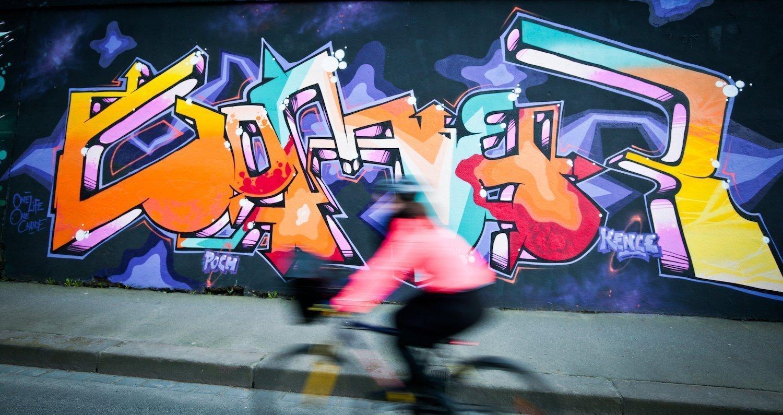 Graff à Rennes
