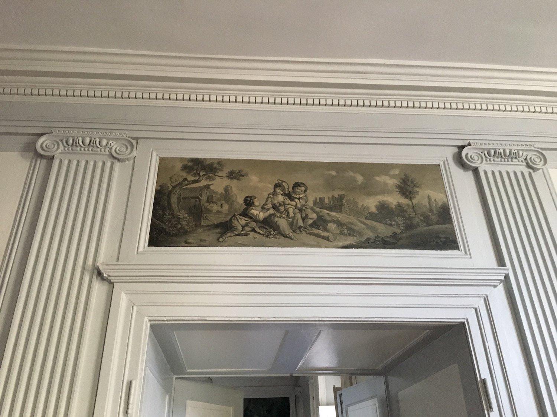 Grisaille - Hotel de Marboeuf à Rennes