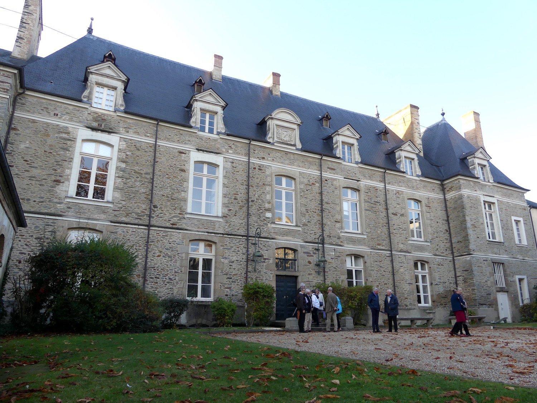 Hôtel de Marbeuf à Rennes