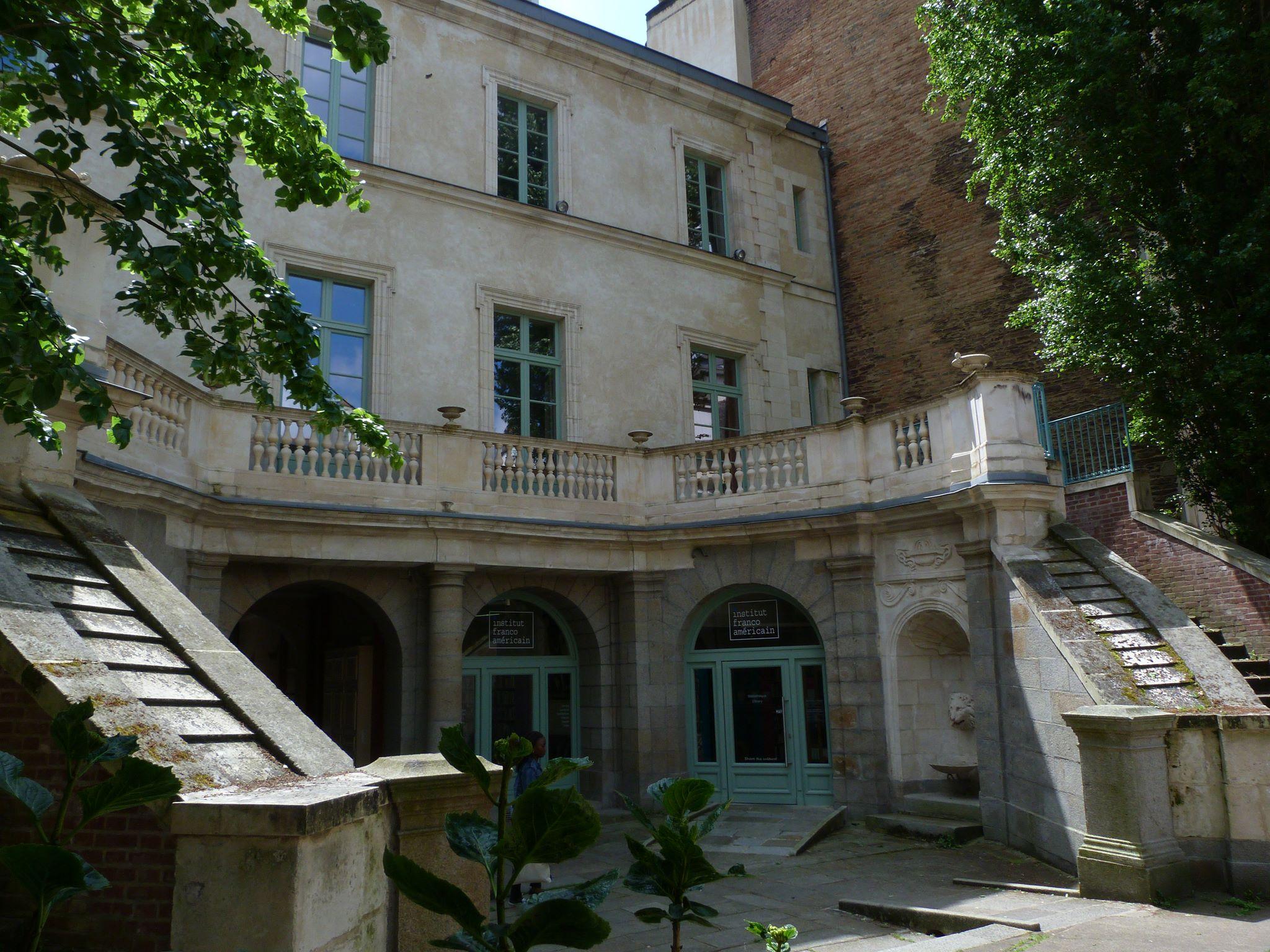 L'Institut Franco-Américain à Rennes