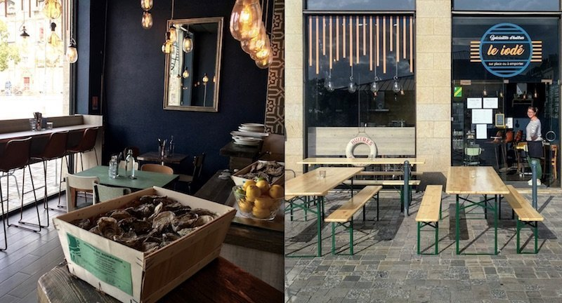 Restaurant Le iodé à Rennes