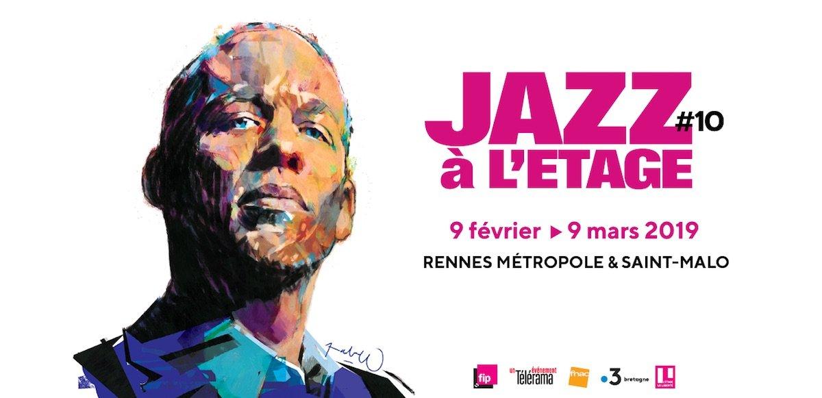 Jazz à l'Étage - affiche