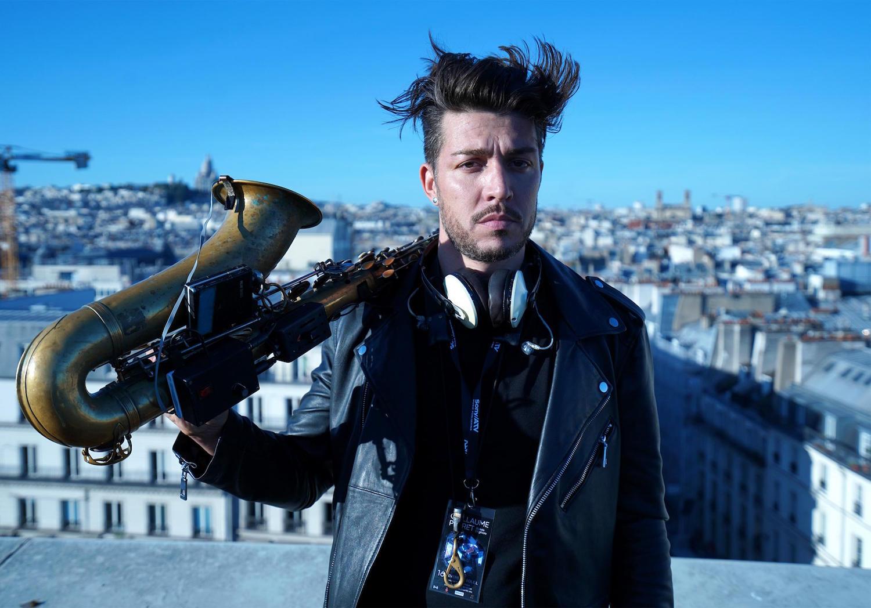 Guillaume Perret - Jazz à l'étage