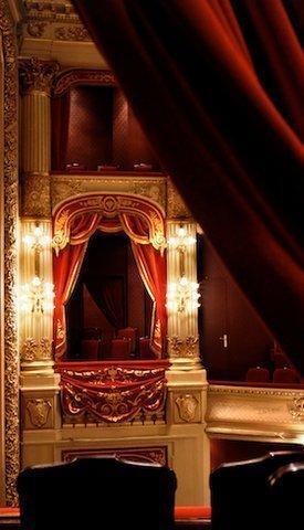 Loge de l'Opéra de Rennes