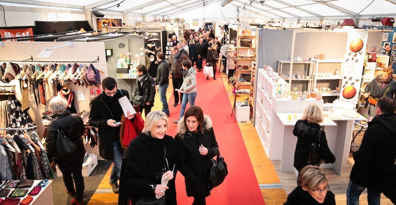 Le marché des créateurs à Rennes