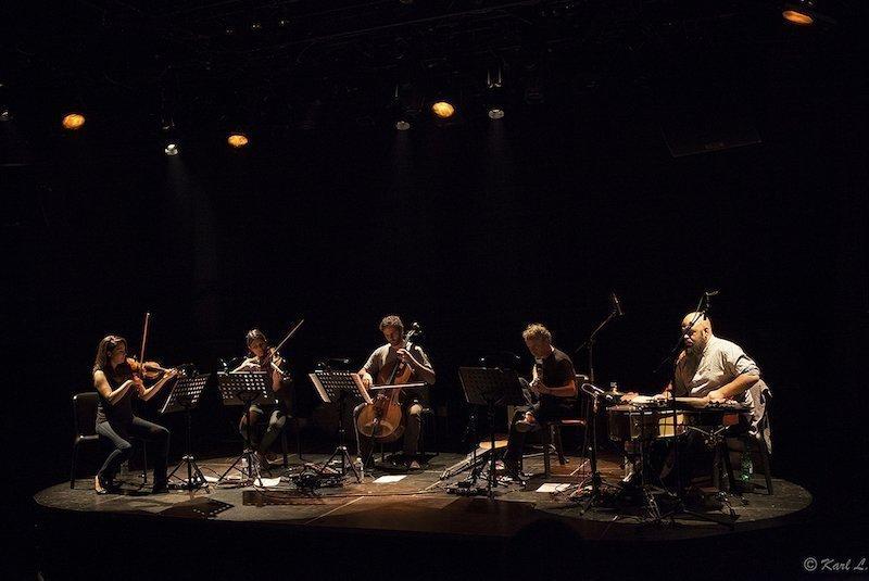 Concert de Moondog à Rennes