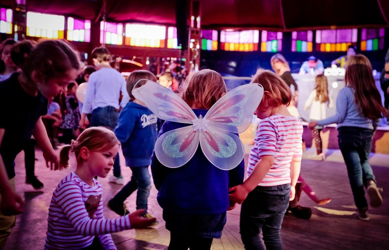 La boom des enfants au festival Mythos