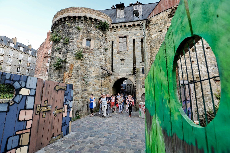 Puerta mordelaise - Rennes