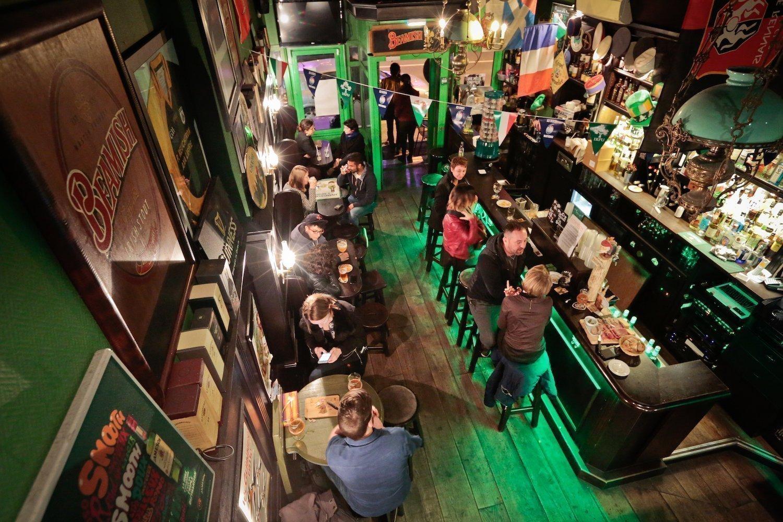 Pub Shamrock à Rennes