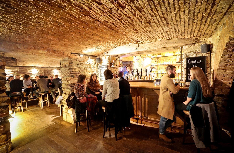Le Penny Lane pub