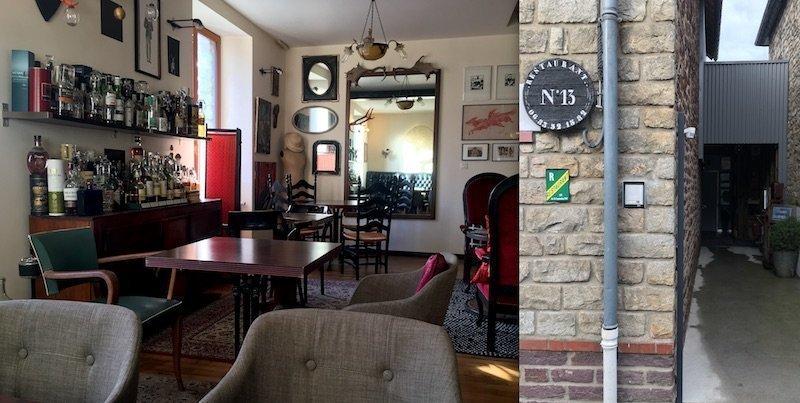 Restaurant Numéro 13 à Rennes