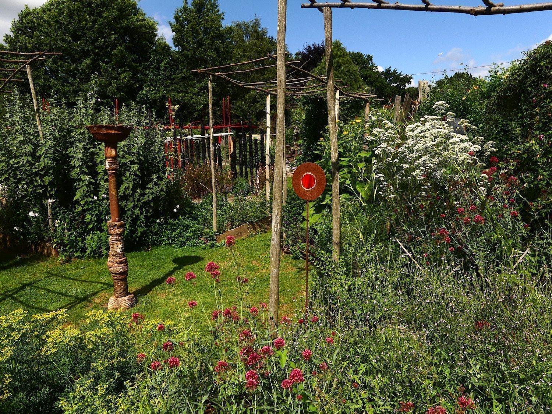 The rocambole gardens