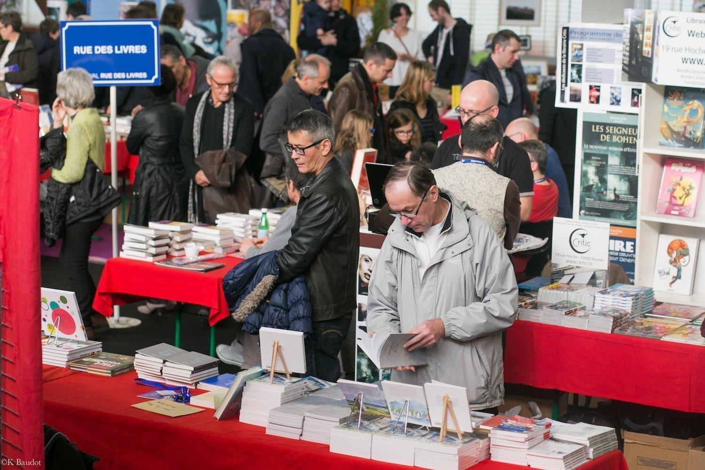 Festival Rue des Livres 2017