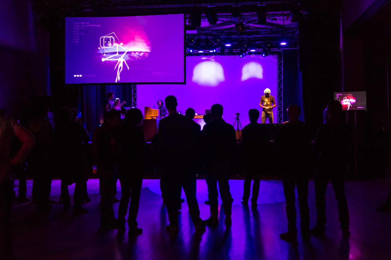 Concert au festival Stunfest à Rennes