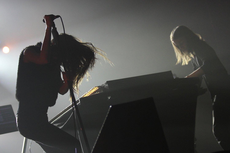 Concert aux Trans Musicales de Rennes