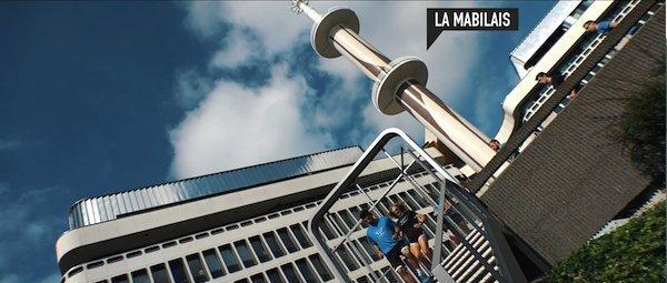 Rennes urban trail : la Mabilais