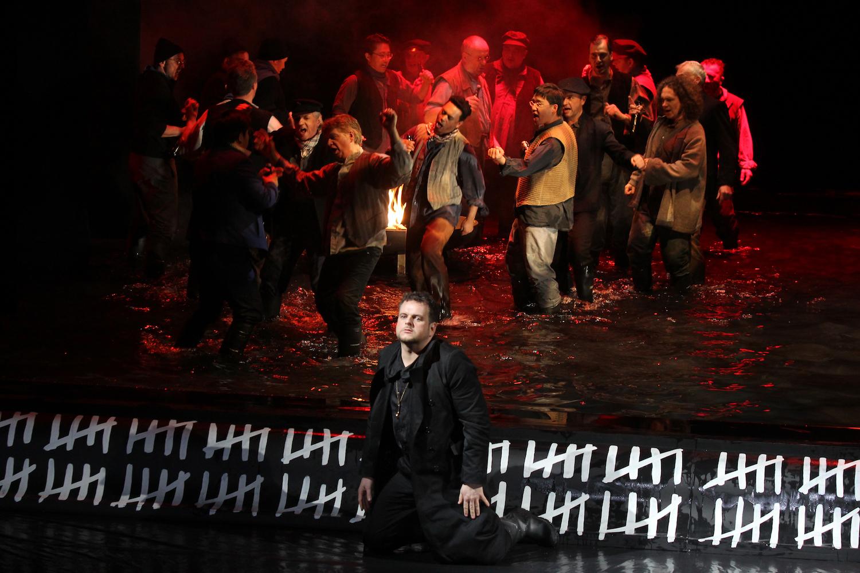 Opéra - Vaisseau Fantôme