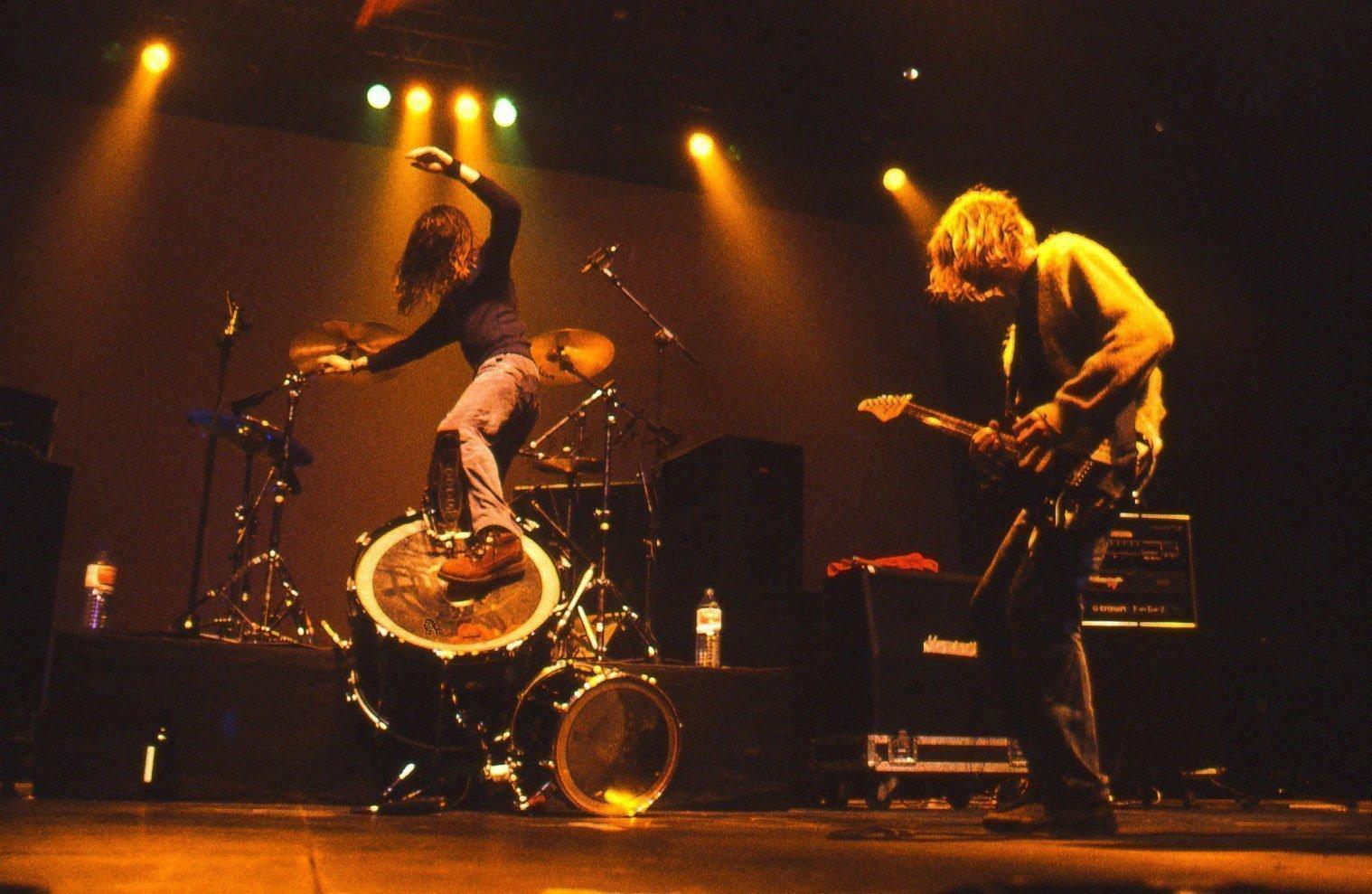 Nirvana aux Trans Musicales de Rennes