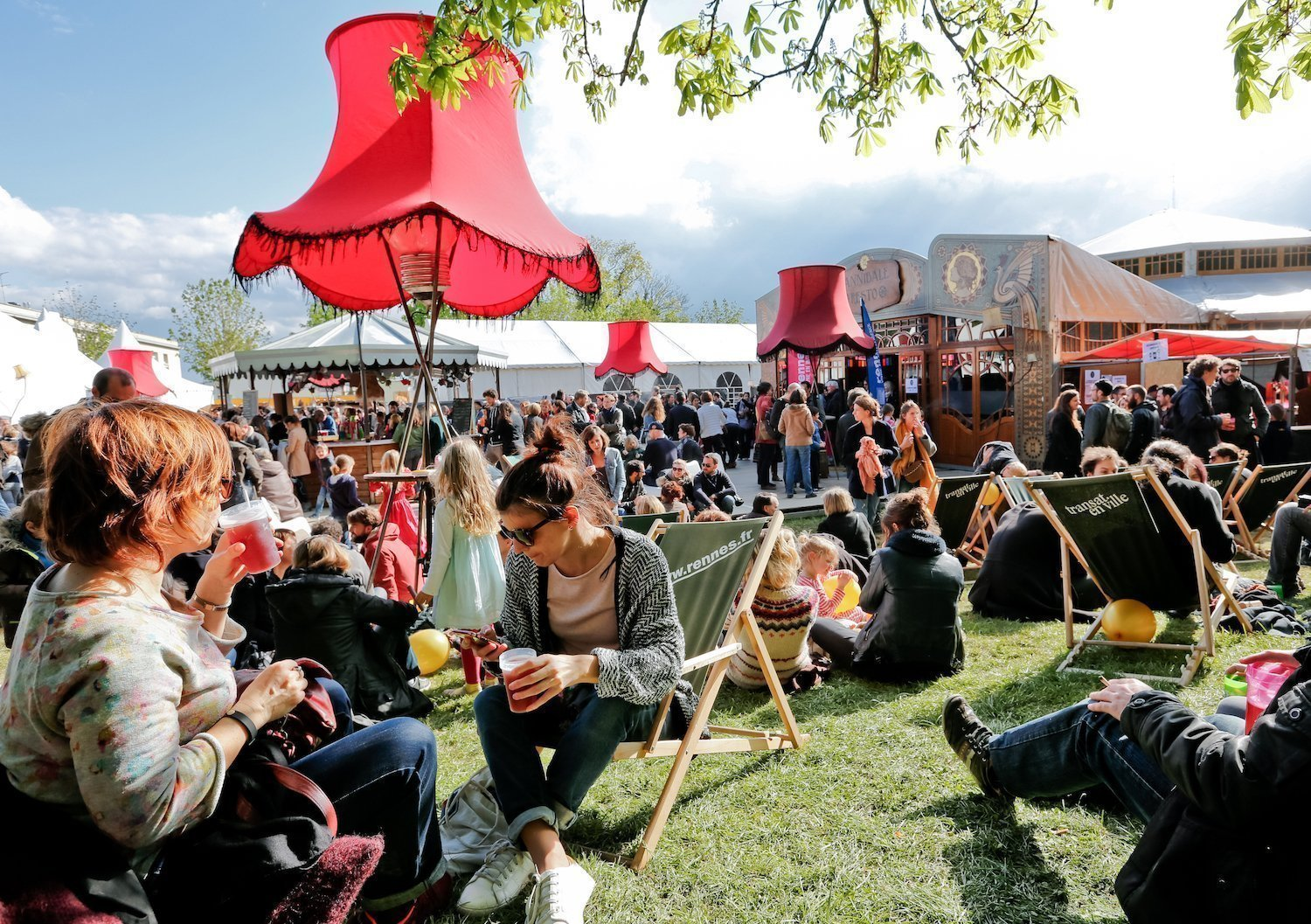 A festival that marks the beginning of spring