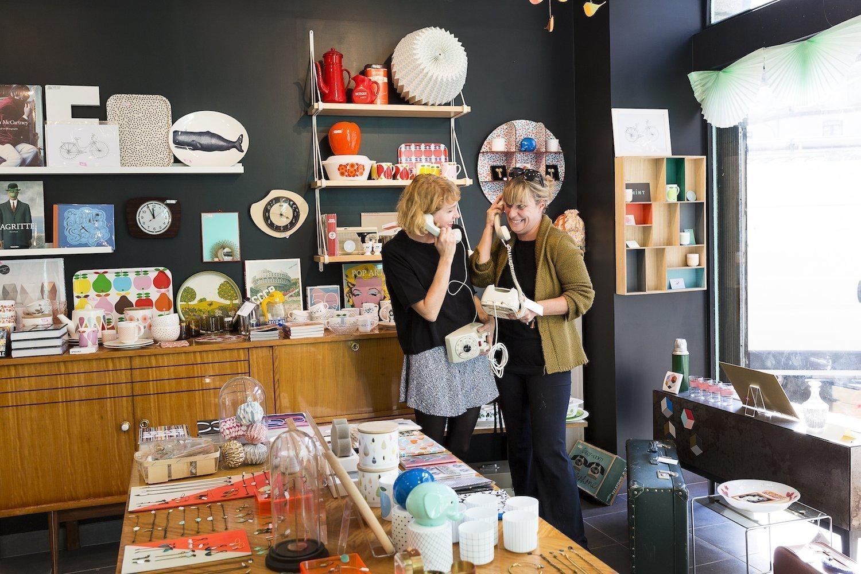 La boutique Mint à Rennes